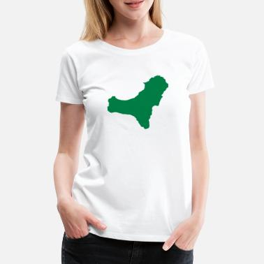Canary Islands El Hierro - Women's Premium T-Shirt