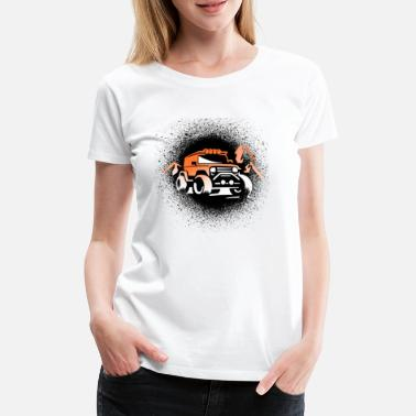 Suv SUVs - Women's Premium T-Shirt