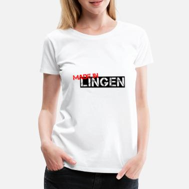 MADE IN Lingen - Women's Premium T-Shirt