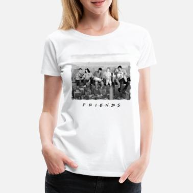 Friends Friends Mittagspause New York - Frauen Premium T-Shirt