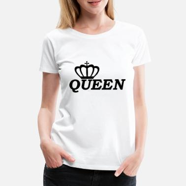 Thrones Queen - Women's Premium T-Shirt