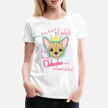 LigneSpreadshirt Chihuahua Commander T Shirts En À vmOnwN80