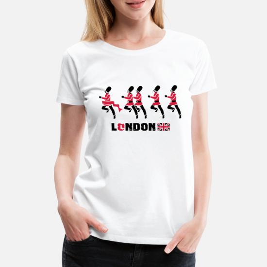 London Livgarden Premium T shirt dame | Spreadshirt