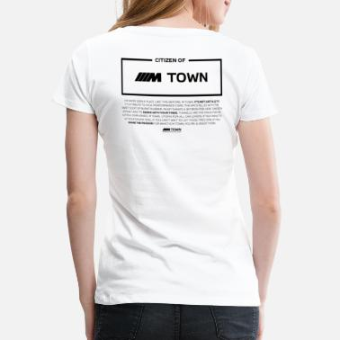 BMW Citizen of M Town - Frauen Premium T-Shirt