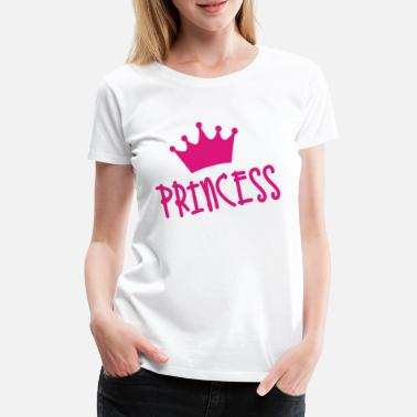 Moms Princess Princess - Women's Premium T-Shirt