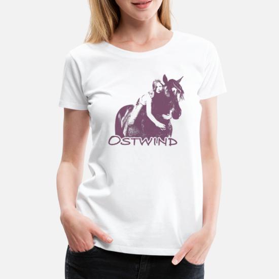 OSTWIND Aufbruch Nach Ora Mika Und Ostwind Foto Frauen T-Shirt