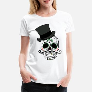 Day Of The Dead day-of-the-dead - Frauen Premium T-Shirt