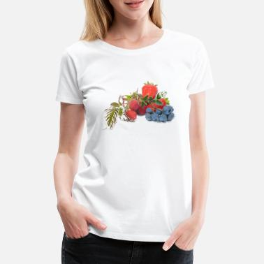 Berries Berry - Women's Premium T-Shirt