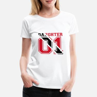 Trinidad James Daughter Tochter queen 01 Trinidad Tobago - Frauen Premium T-Shirt