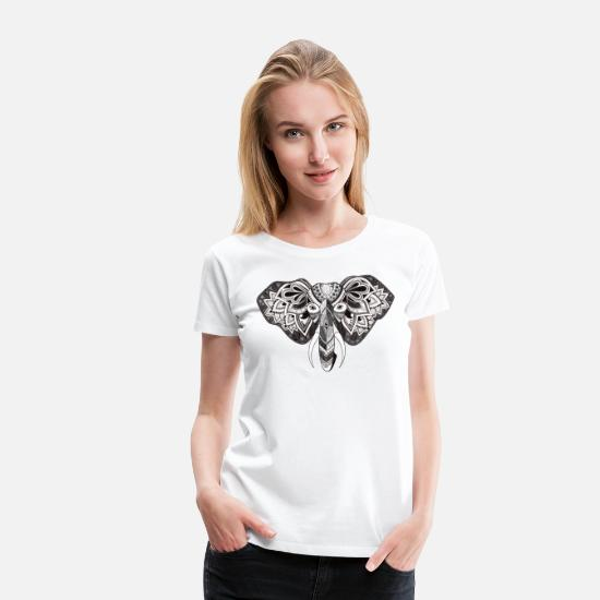 Wilderness T-Shirts - Elephant SW KreativLoftWuppertal - Women's Premium T-Shirt white