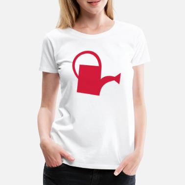 Watering Can watering Can - Women's Premium T-Shirt