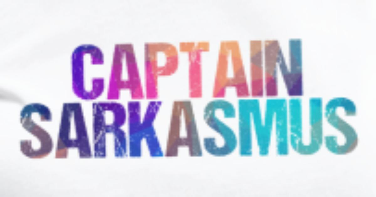 captain sarkasmus