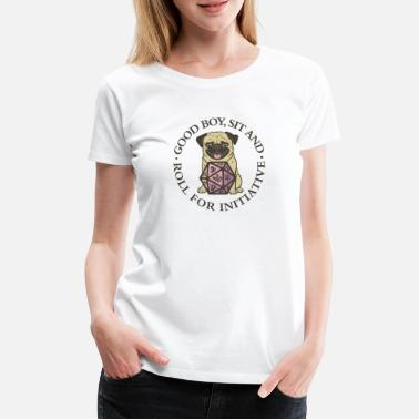 Tabletop Game Good Boy! - Women's Premium T-Shirt