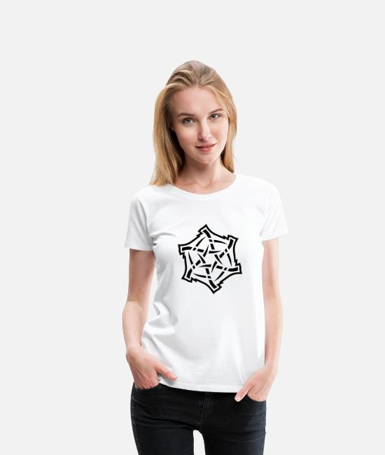 Space T-Shirts - psycosun_201107_light - Women's Premium T-Shirt white