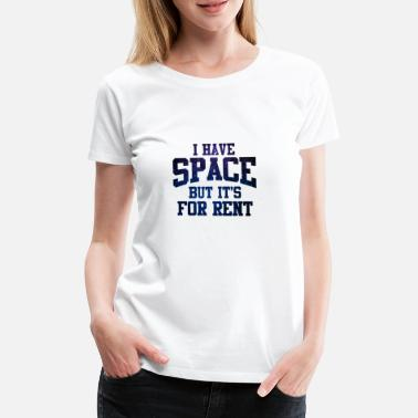 Placement J'ai de la place - T-shirt premium Femme