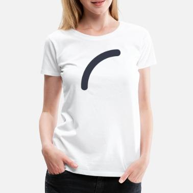 Arc Abstract - arc - Frauen Premium T-Shirt
