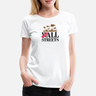 Critical Theory You Must Besiege All The Streets! - Women's Premium T-Shirt