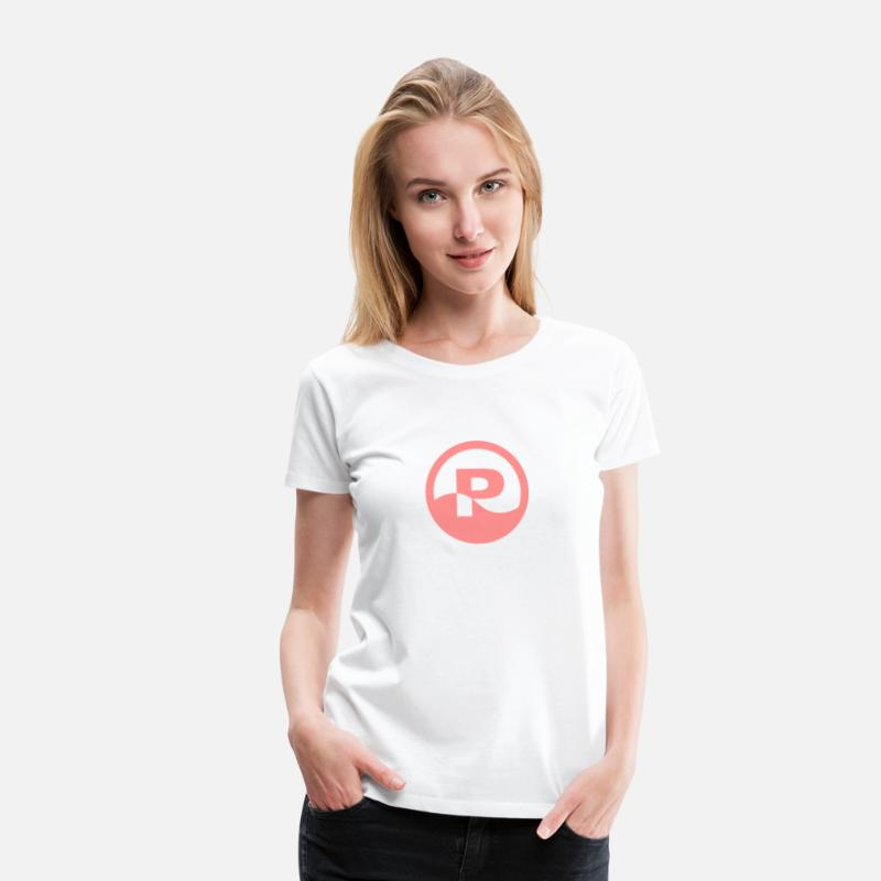 Girl T-Shirts - Poolboy | Poolgirl | Pool | Boy | Girl - Women's Premium T-Shirt white
