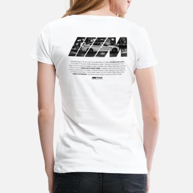 BMW M Town Taxi - Women's Premium T-Shirt