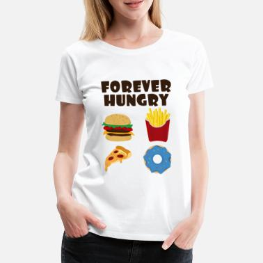 Fast Food Fast food - Women's Premium T-Shirt