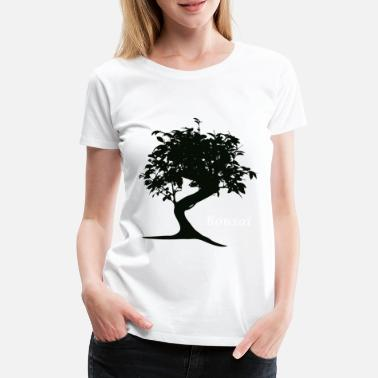 Bonsai Tree Bonsai tree - Women's Premium T-Shirt