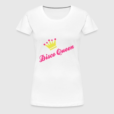 disco - Women's Premium T-Shirt