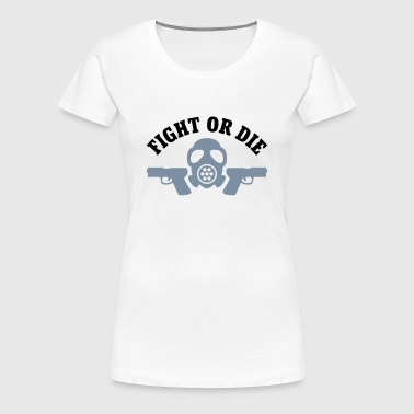 Paintball - Fight or die | Gotcha - Women's Premium T-Shirt