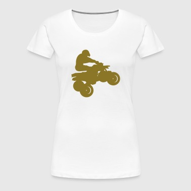 Quad - Frauen Premium T-Shirt