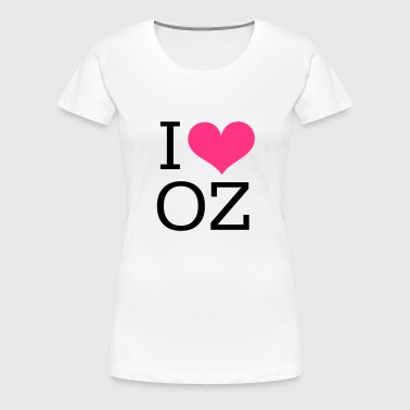 oz - Frauen Premium T-Shirt