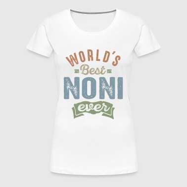 Best Noni - Women's Premium T-Shirt