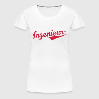 Ingenieur - Women's Premium T-Shirt