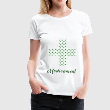 Medicated 2.0 - Women's Premium T-Shirt