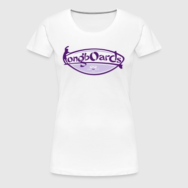Longboards - Women's Premium T-Shirt