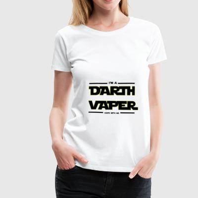 Darth Vaper - Premium T-skjorte for kvinner