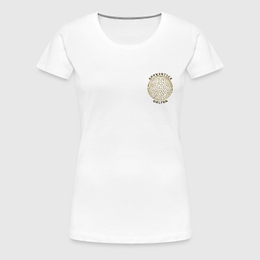 golf beginners l plates - Women's Premium T-Shirt