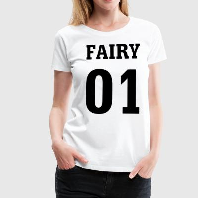 Fairy 01 - Frauen Premium T-Shirt