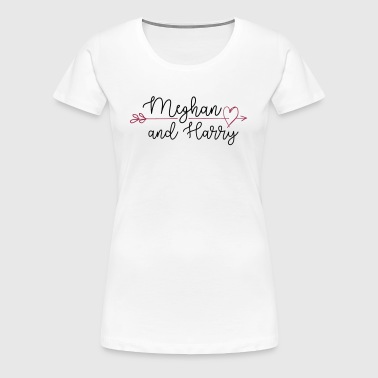 Royal Wedding Meghan And Harry  - Women's Premium T-Shirt
