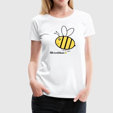 little bumblebeee - Frauen Premium T-Shirt