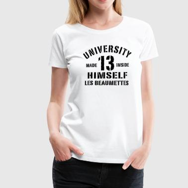 HIMSELF 13 - Women's Premium T-Shirt