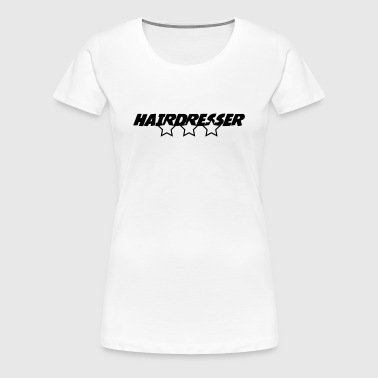 Hairdresser - Women's Premium T-Shirt
