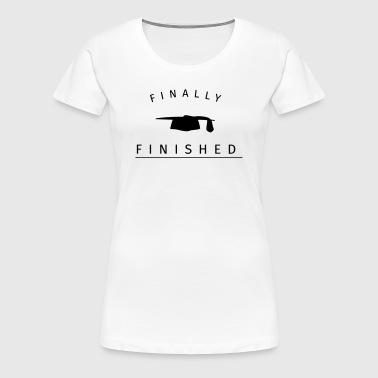 Finally finished - T-shirt Premium Femme