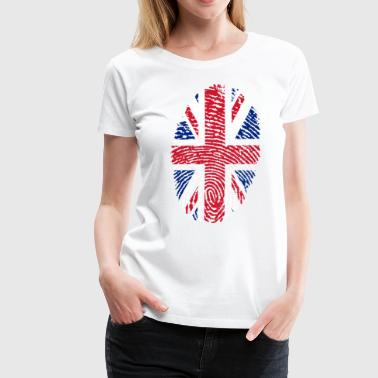 ENGLAND 4 EVER COLLECTION - Frauen Premium T-Shirt