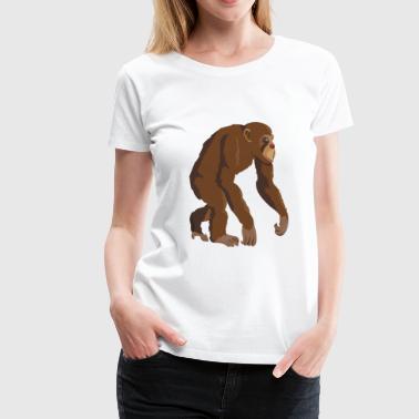 suchbegriff 39 menschenaffe 39 geschenke online bestellen spreadshirt. Black Bedroom Furniture Sets. Home Design Ideas