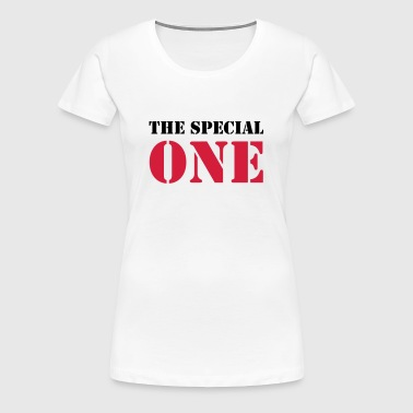 The Special One - Camiseta premium mujer