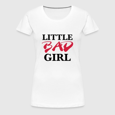 Little bad girl - Women's Premium T-Shirt