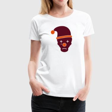Sad clown - Women's Premium T-Shirt
