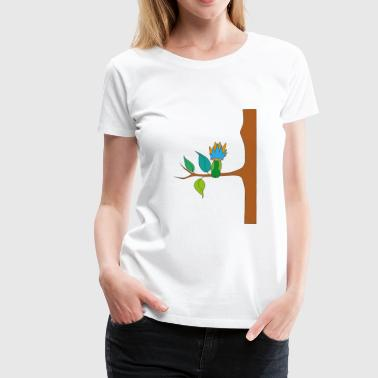 Goblin of the trees - Women's Premium T-Shirt