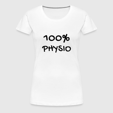 Physiotherapy Physio Krankengymnast Kiné Doctor - Women's Premium T-Shirt