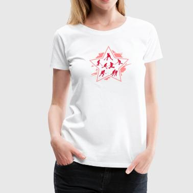 Hockey Kids - Frauen Premium T-Shirt
