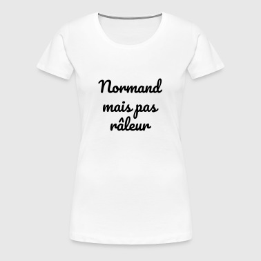 Normandie / Normand / Normande / France/ Normandy - Women's Premium T-Shirt